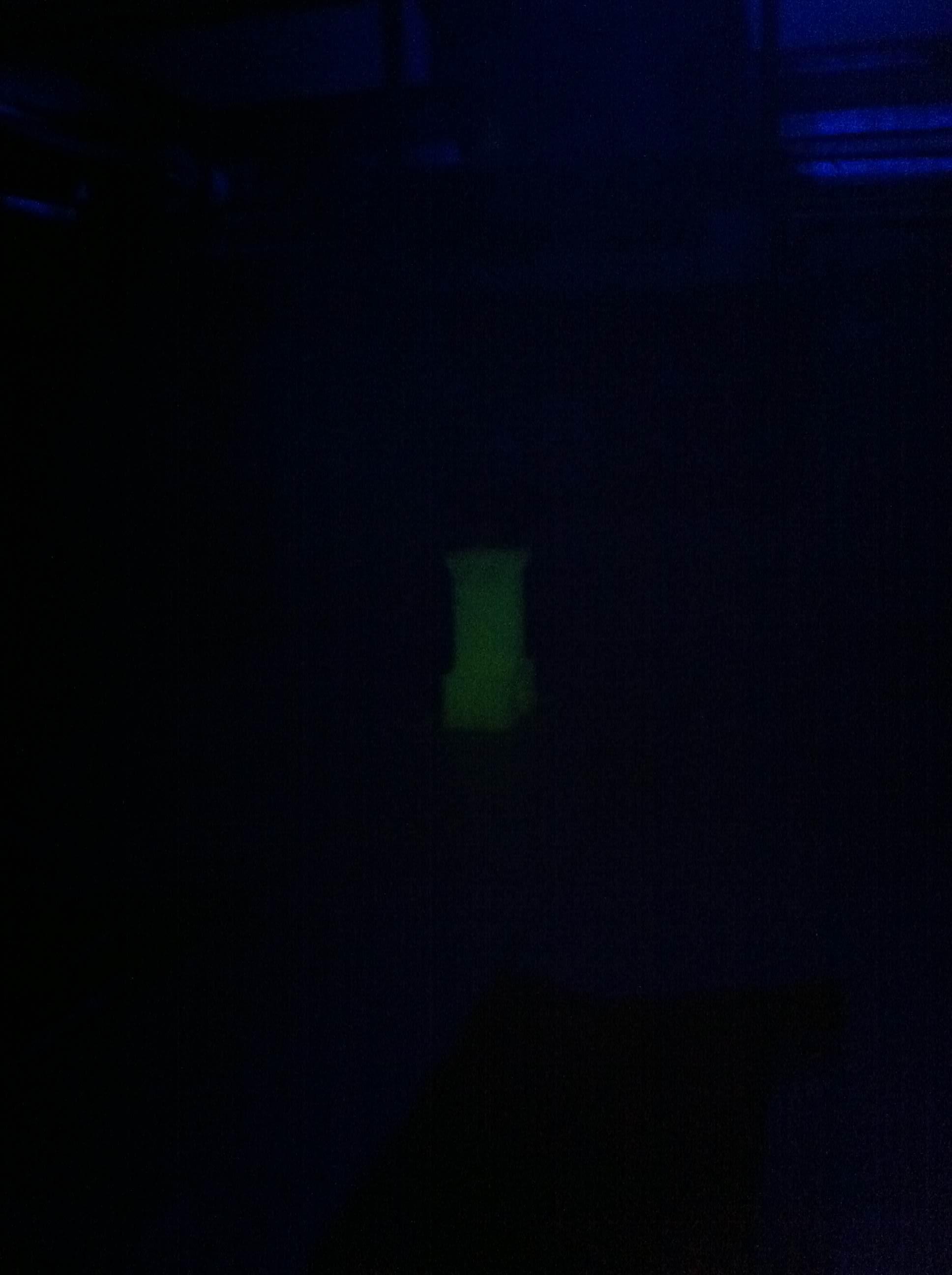 leuchtet im dunkeln 3ddinge alles rund um 3d gedrucktes. Black Bedroom Furniture Sets. Home Design Ideas