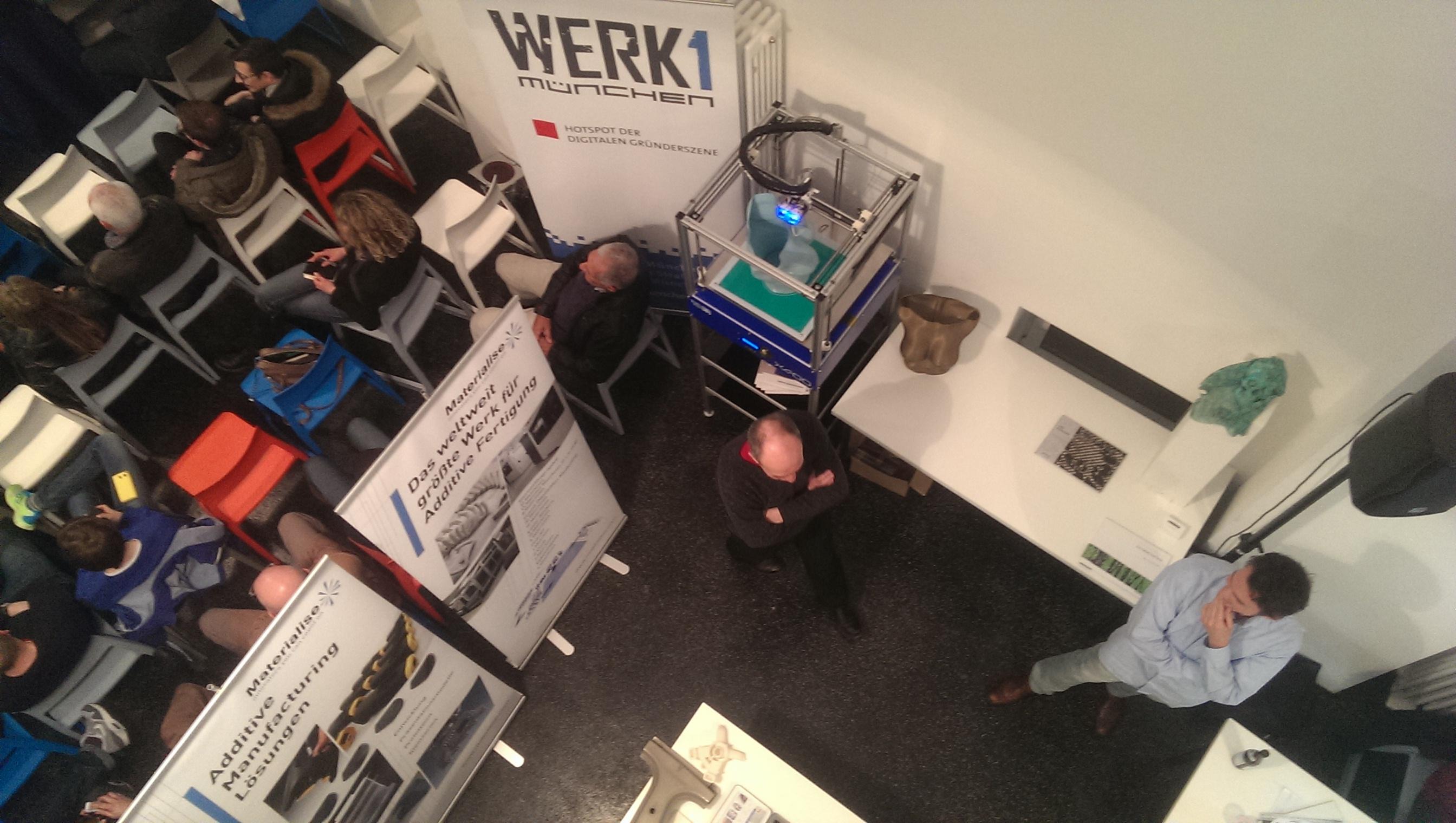 MCBW Werk1 3dHubs 2014
